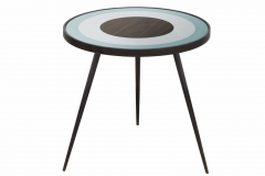 Notre monde - Side table Bullseye