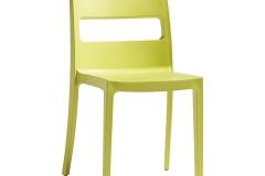 Scab design - Chaise SAI Yellow
