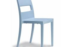 Scab design - Chaise SAI light blue