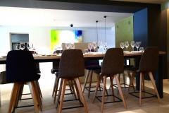 Projet Maison Lemonnier - Restaurant