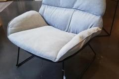 Fauteuil Lounge - Une chaise sur le toit