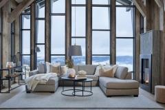 Vilmers - Larvik - Une chaise sur le toit