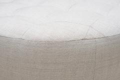 Vilmers - Round pouf détail
