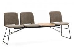 Mobitec - Banquette PAMP + table