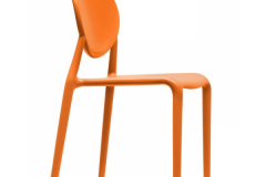 Scab Design - Chaise Gio orange