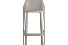 Scab Design - Tabouret Piu Dove grey