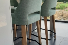 Tabouret Lena - Une chaise sur le toit
