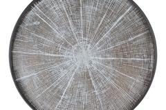 Plateau Notre monde - Slice wood