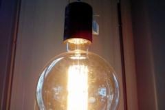 Suspension - Grosse ampoule