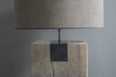 Noeuf - Lampe atelier / Réalisation sur mesure