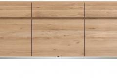 EThnicraft - Buffet Ligna 3 portes / 3 tiroirs