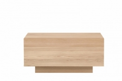 Ethnicraft - Chevet Madra 1 tiroir