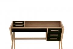 Ethnicraft - Mr Marius - Origami desk black