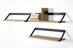 Universo Positivo - Ribbon shelf black