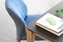 Mobitec - Table Oxford / Chaise Enora