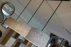 Création - Suspension 3 lampes sur mesure