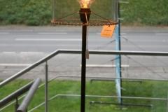 Création - Lampe sur pied