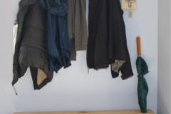 Création - Porte manteaux et meuble de rangement chaussures