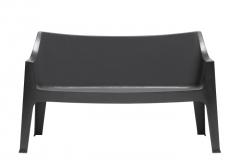 Scab Design - Banc Cocolona anthracite