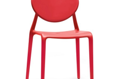 Scab Design - Chaise Gio red