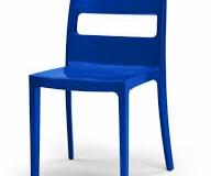 Scab design - Chaise SAI blue