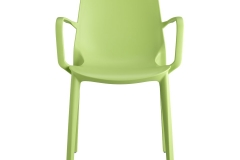 Scab design - Ginevra light green avec accoudoirs
