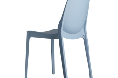 Scab Design - Chaise Ginevra light blue