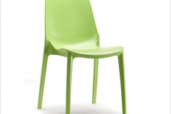 Scab Design - Chaise Ginevra light green