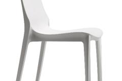 Scab design - Chaise Ginevra lin