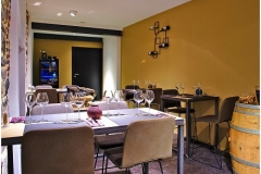 Projet ArteVino - Aménagement restaurant / Création atelier